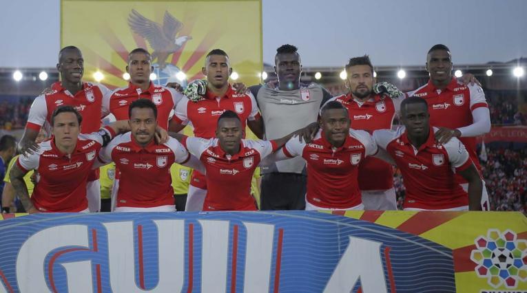 Independiente Santa Fe - Liga Águila I 2019