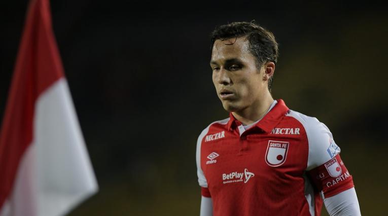 Luis Manuel Seijas, capitán de Independiente Santa Fe