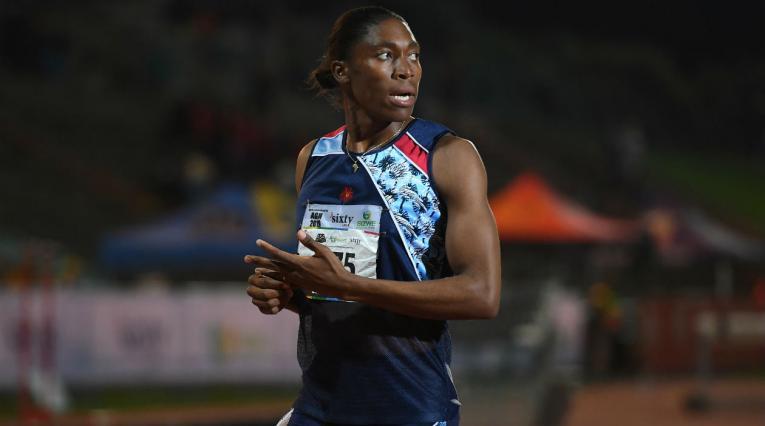Atleta sudafricana Caster Semenya