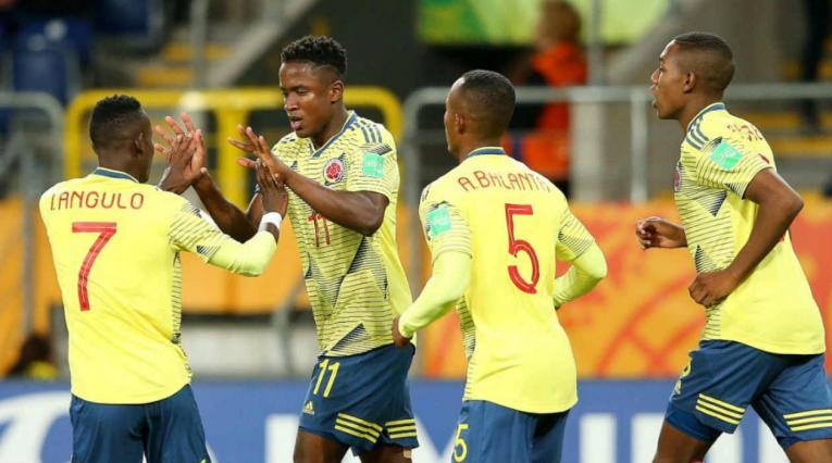 Colombia sub 20