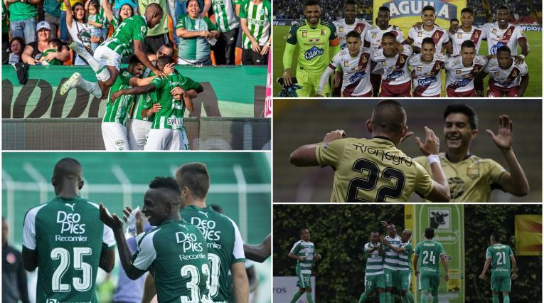 Copa Sudamericana - Clubes Colombianos
