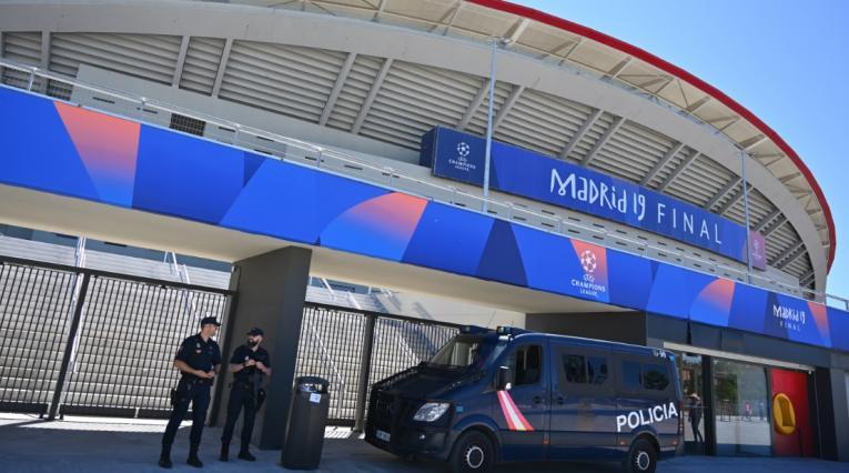 Wanda Metropolitano- Final Champions