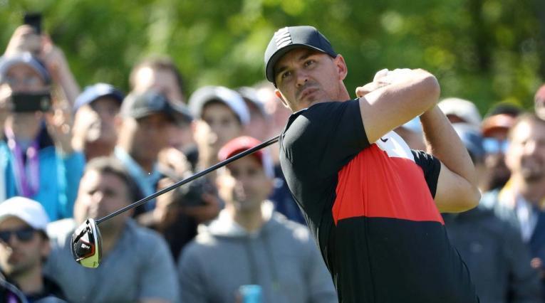 El golfista estadounidense Brooks Koepka