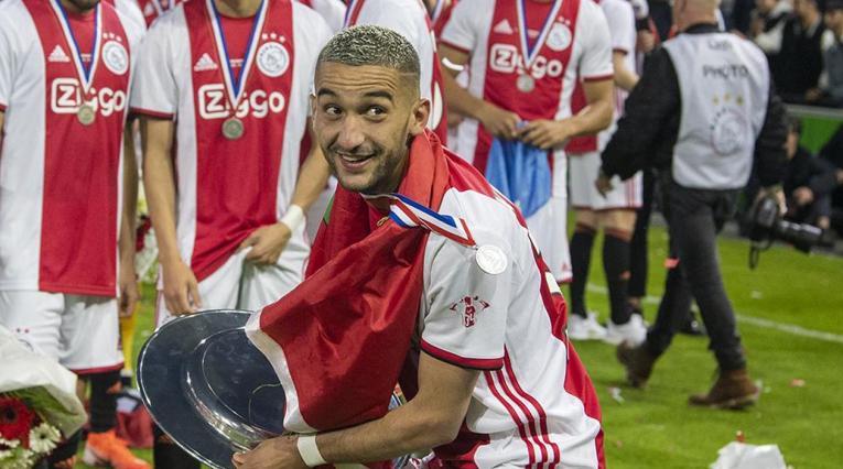 Hakim Ziyech - Ajax
