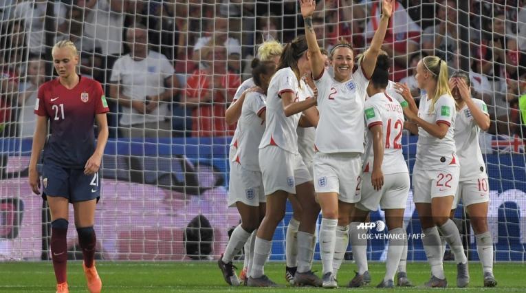 Mundial Femenino, Inglaterra