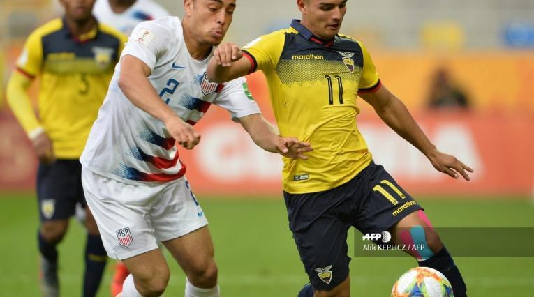 Ecuador Mundial sub 20