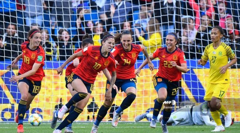 España · Mundial Femenino