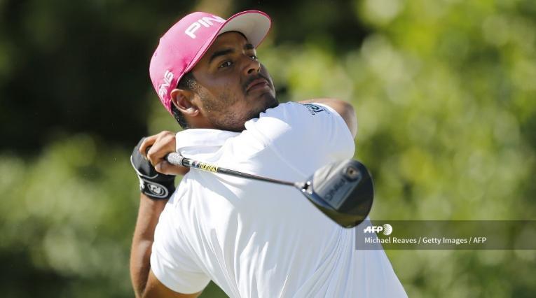 Juan Sebastián Muñoz, golf