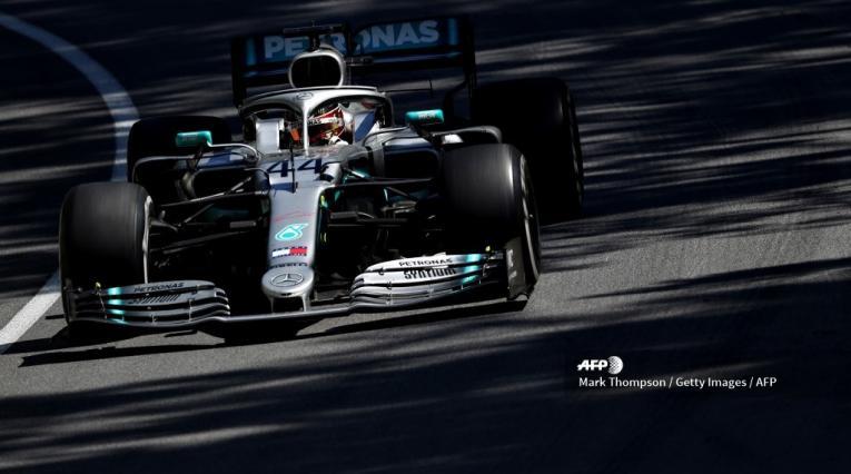 Lewis Hamilton · Gran Premio de Canadá