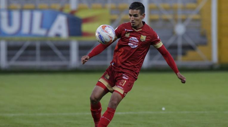 Daniel Muñoz, jugador de Rionegro Águilas