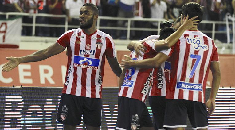 Junior vs Pasto - Liga Águila.