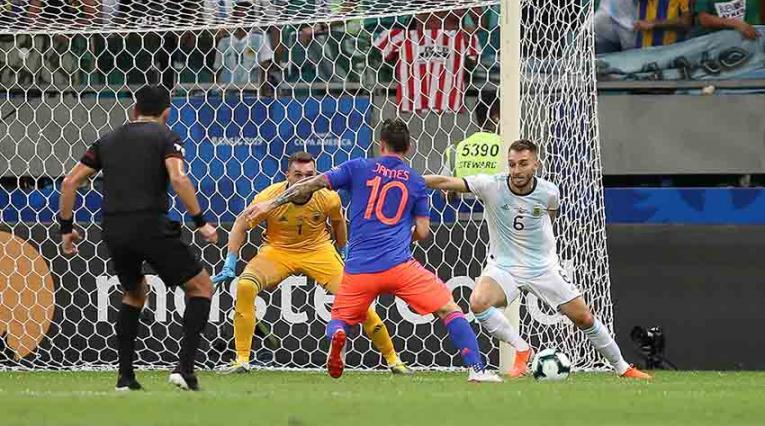 Colombia vs Argentinas - Copa América