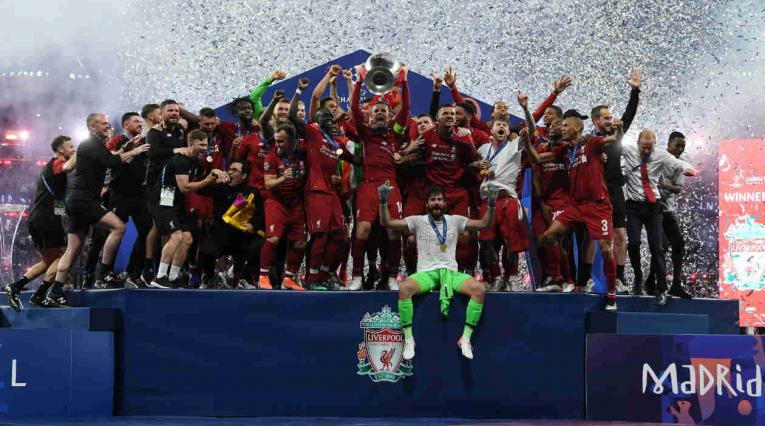 Liverpool campeón de Champions League