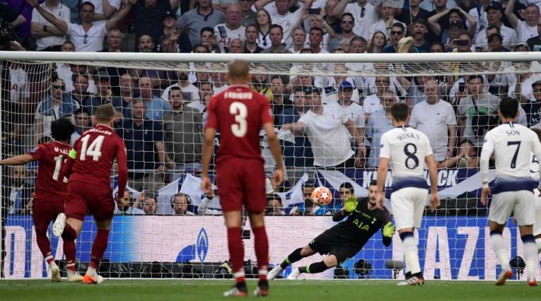 Tottenham vs Liverpool - Champions League