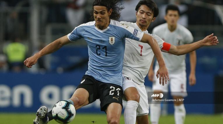 Uruguay vs Japón - Copa América 2019