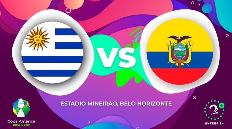 Uruguay Vs Ecuador