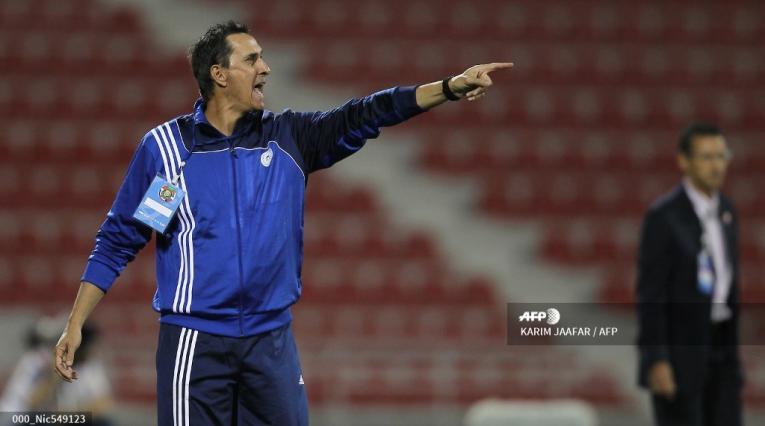 Alexandre Guimaraes, técnico brasileño