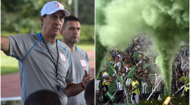 Alexandre Guimaraes está muy cerca de llegar a Nacional