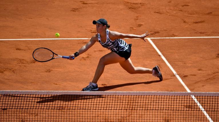Ashleigh Barty - campeona de Roland Garros 2019