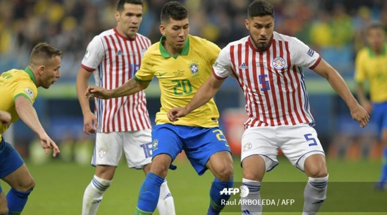 Brasil vs Paraguay - Copa América 2019