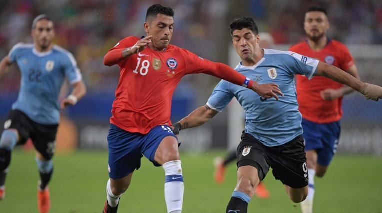 Chile vs Uruguay - Copa América 2019