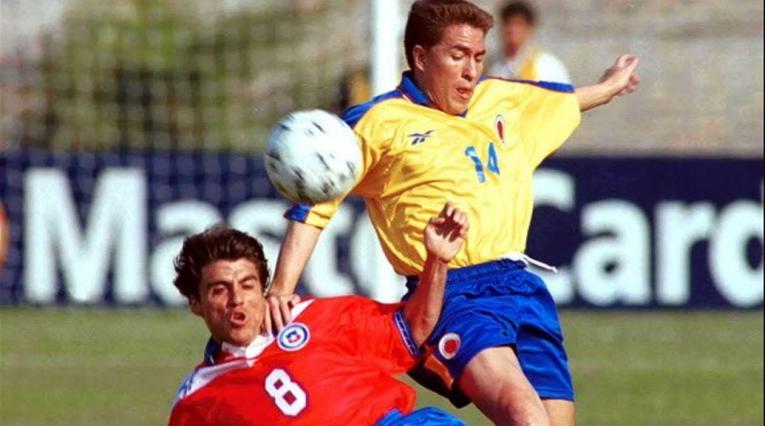 Chile eliminó a Colombia en cuartos de la Copa América de 1999