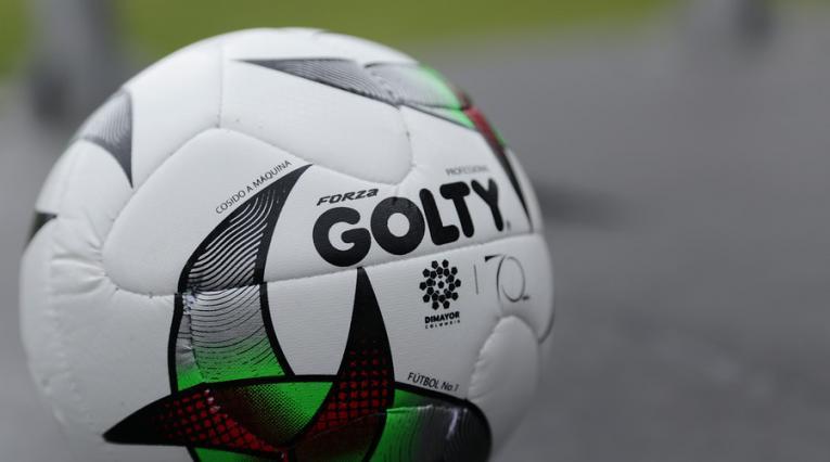 Balón oficial de la Liga Águila