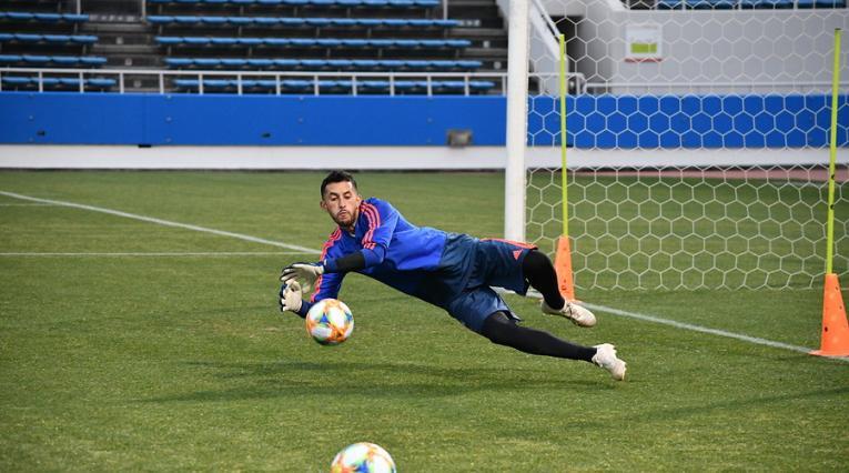 Camilo Vargas - Selección Colombia