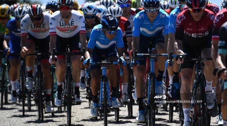 Criterium Dauphiné - etapa 5