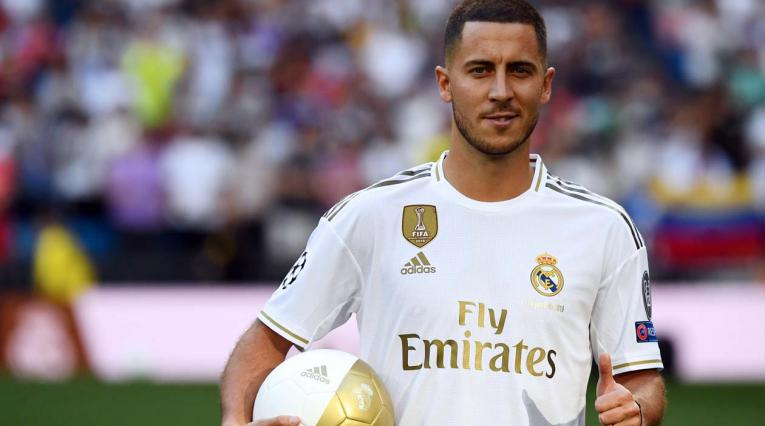 Eden Hazard - Real Madrid