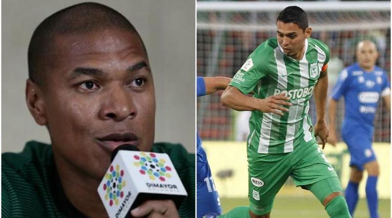 Alexis Henríquez y Daniel Bocanegra