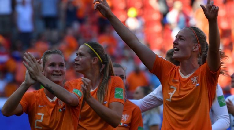 Holanda femenina