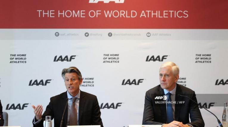 Federación Internacional de Atletismo