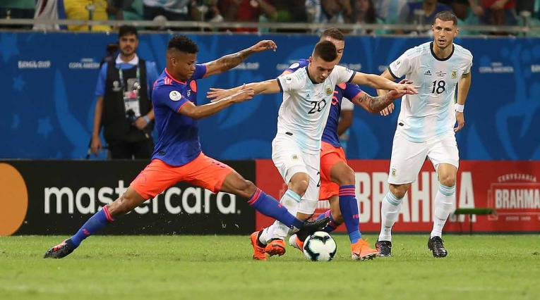 Colombia Vs Argentina - Copa América