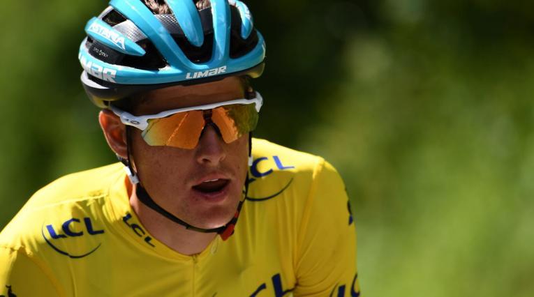 Jakob Fuglsang - Astana