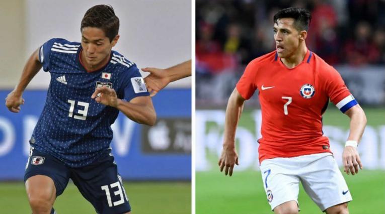 Japón y Chile