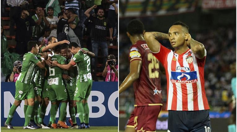 Atlético Nacional y Jarlan Barrera