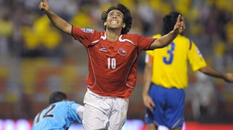 Jorge el 'Mago' Valdivia, jugador chileno