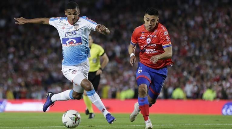 Deportivo Pasto vs Junior - final Liga Águila