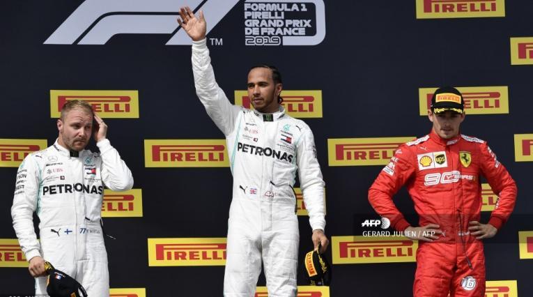 Lewis Hamilton - GP de Francia 2019