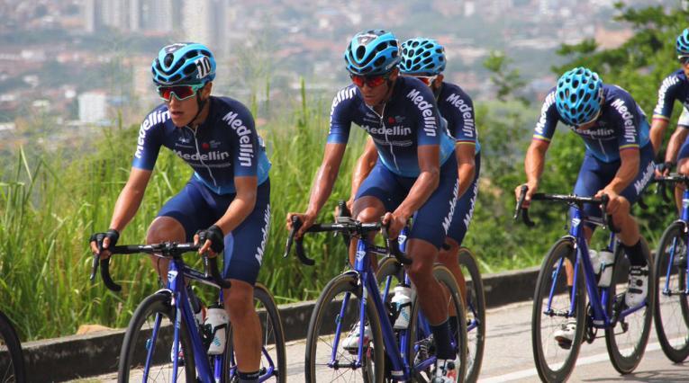 Team Medellín - Vuelta a Colombia 2019