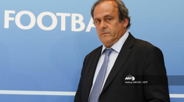 Michel Platini, exfutbolista francés