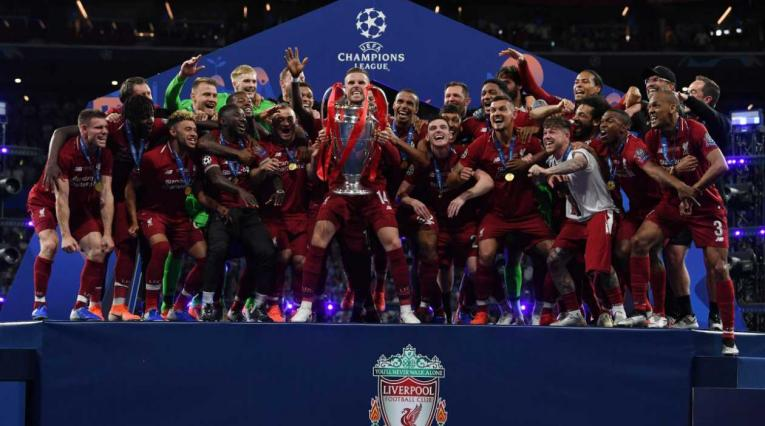 Tottenham Hotspur vs Liverpool - Final Champions League