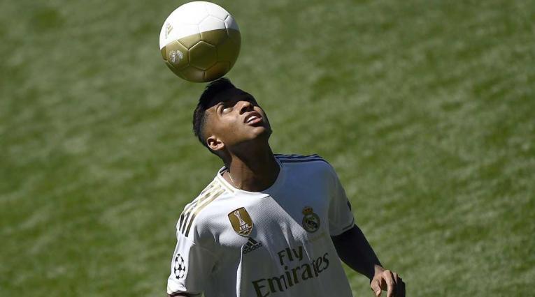 Rodrygo - Real Madrid