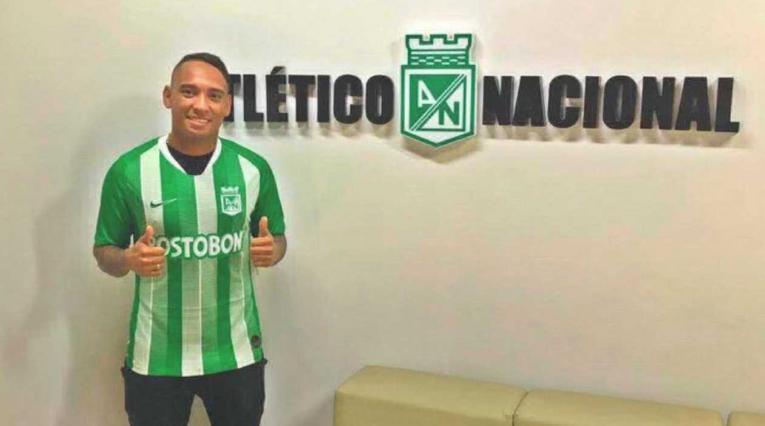 Jarlan Barrera - Atlético Nacional