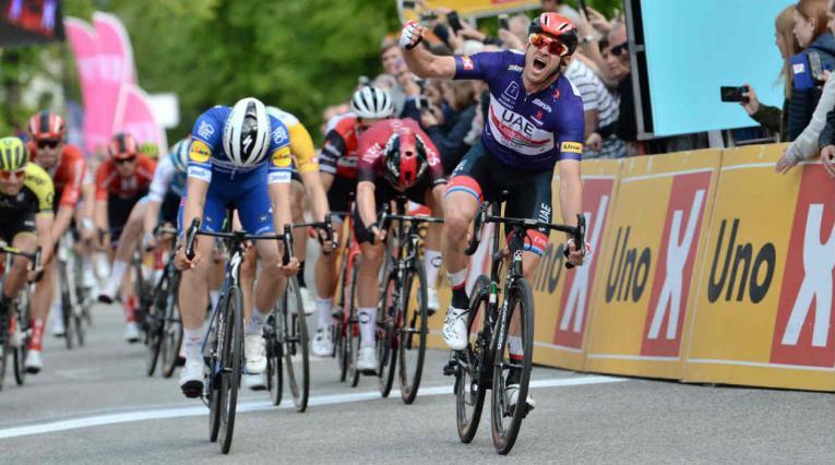 Quinta etapa del Tour de Noruega