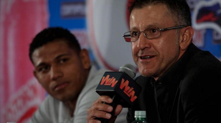 Alex Mejía y Juan Carlos Osorio