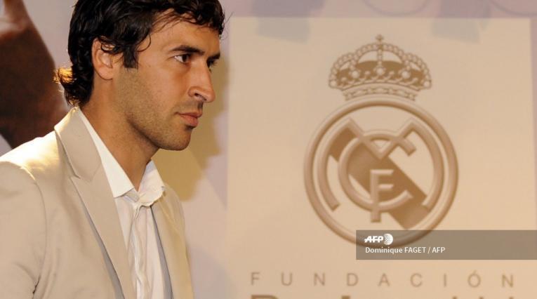 Raul González, DT del Real Madrid Castilla