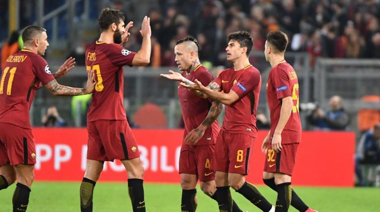 AS Roma - Italia