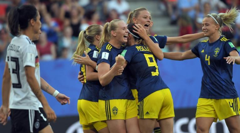 Suecia femenina